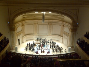 ANIM at Carnegie Hall