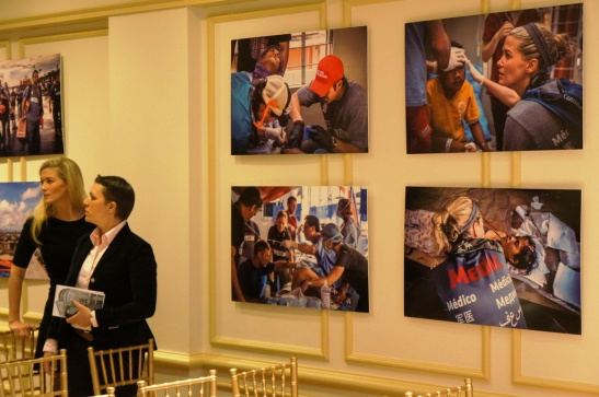 Stunning photos by Team Rubicon photographer Kirk Jackson and others, now on display at the Embassy of the Philippines in Washington, D.C.