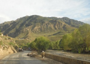 A stunning vista in eastern Afghanistan, near the Pakistan border in 2010.