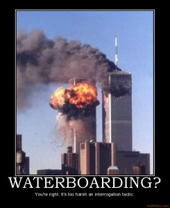 After Pearl Harbor and World War II, U.S. judges prosecuted Japanese soldiers for waterboarding American troops.